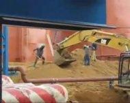 Камерунские строители делают что-то не так