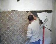 Молдавский плиточник