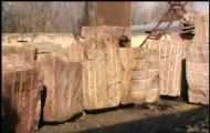 Производство и монтаж натурального камня. Фасады из натурального камня.