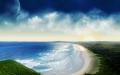 Фотообои: морской берег