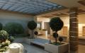 Медицинский центр 'Тау-Самал'. Дизайн, 3D визуализация интерьера