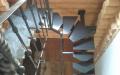 Лестницы на одном косоуре