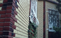Фасад, отделанный облицовочным материалом
