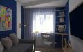 двух комнатная квартира в 3мкр