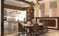 Дизайн кухня-студии