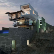 Кубизм в архитектуре домов
