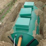 Оборудование систем канализации