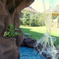 Фонтаны, водопады, каскады.