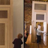 Дверь для всей семьи