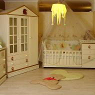 Комната для грудничка в стиле