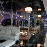 Фото интерьера 2-го этажа: зона отдыха для посетителей