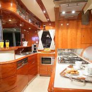 Дизайн малогабаритного помещения на яхте