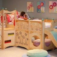 Детская спальня-игровая