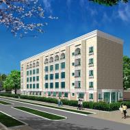Промышленное и гражданское проектирование жилого многоэтажного дома