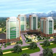 Промышленное и гражданское проектирование жилого комплекса