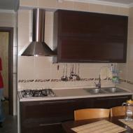 Кухня Рамочная из МДФ по индивидуальному заказу
