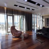 Дизайн просторной квартиры