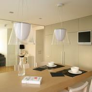 Квартира - студия в духе минимализм