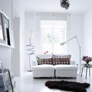 Маленькая квартира может выглядеть очень стильно!