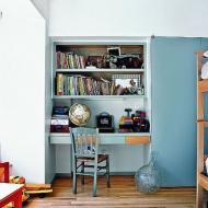 Детская комната для двоих детей в стиле кантри