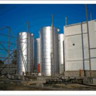 Емкости для воды и пищевых продуктов