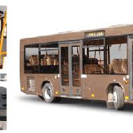 Автобус МАЗ 206, 226