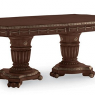 Empire II Double Ped-estal Dining Table - стол-пьедестал с двойной опорой.