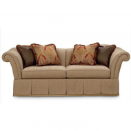 Изысканные диваны американского бренда SCHNADIG Catherine Skirted Sofa