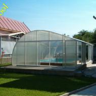 Прозрачный павильон