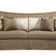 Стационарный диван американского бренда Cover Shot - идеально бежевый