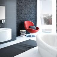 Ванна, умывальник и мебель Evolution