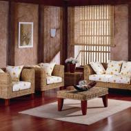Комплект жилой мебели Lisa Sarang Baya