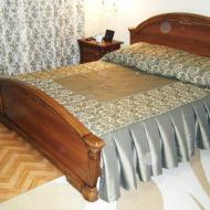 Покрывала для кровати. Работы дизайнеров
