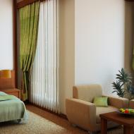 Дизайн интерьера для санатория