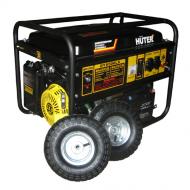 DY6500LX, с колесами и аккумулятором