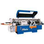 Кромко-облицовочный станок с автоматической подачей Filato-330.