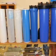 Продажа водоочистительных фильтров в Алматы