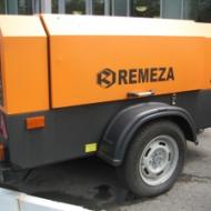 Винтовой компрессор Remeza