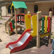 Детские игровые площадки в Алматы