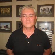 Бахыт Омаров, Член Союза Архитекторов Казахстана, директор дизайн-студии