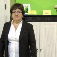 Татьяна Озарукова, старший продавец магазина
