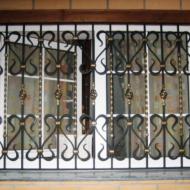 Кованые решетки