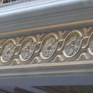Декорация гипсовых изделий