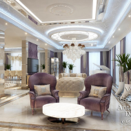 Елена Антонович, Luxury Antonovich Design, дизайн интерьера Астана