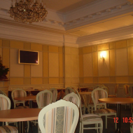Ресторан метро один самих красивых творения наши фирмы