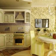 кухня мдф фасады