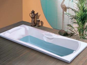 Днем с огнем. Какая акриловая ванна лучше?