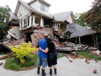 Какой дом выдержит землетрясение?
