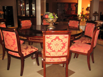 Мебельное царство! Классическая мебель для уютного интерьера