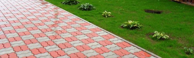 Тротуарная плитка - достойная замена асфальту